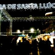 Weihnachtsmarkt Santa Llucía
