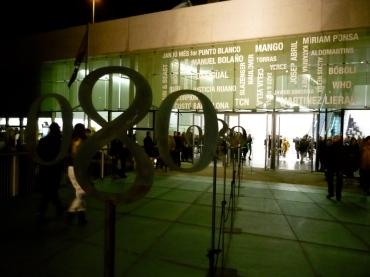 Willkommen auf der 080 Barcelona Fashion Week 2013