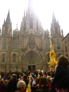 Palmsonntag 2013 in Barcelona