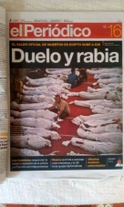 Titel El Periódico 16/08
